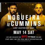 UFC 198: Nogueira vs Cummins – UFC FIGHT PASS Preview