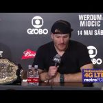 UFC 198: Post-fight Press Conference Highlights