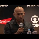 UFC 198: Tickets On Sale Press Conference Highlights