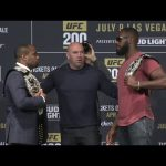 UFC 200: Madison Square Garden Face-offs