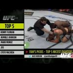 UFC Now Ep. 216: Top 5 Nicest Fighters