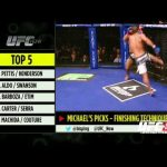 UFC Now Ep. 219 – Top 5 Finishing Techniques