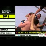 UFC Now Ep. 222 – Top 5 Traditional Martial Artists