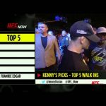 UFC Now Ep. 229: Top 5 Walk-ins