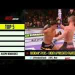 UFC Now Ep. 231: Top 5 Under Appreciated Fighters