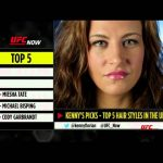 UFC Now Ep. 243: Top 5 Hair Styles