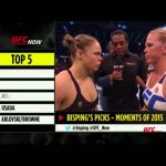 UFC Now Ep. 248: Top 5 Moments of 2015