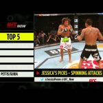 UFC Now Ep. 302: Top 5 Spinning Attacks