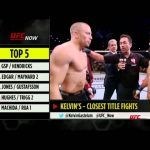 UFC Now Ep. 310: Top 5 Closest Title Fights