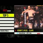 UFC Now Ep. 313: Top 5 Slams