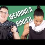 What It's Like To Wear A Chest Binder
