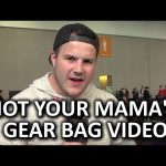 What's in our bag? – PAX East 2016
