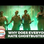 Why Does Everyone Hate Ghostbusters?