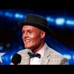 Will James Hazell be All That Jazz? | Auditions Week 4 | Britain's Got Talent 2016
