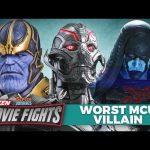 Worst Marvel MCU Villian? – DRUNK MOVIE FIGHTS