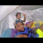 فلوق ٤٦ : تجربة ركوب السمكة الطائرة والجي 6