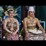 لن تصدق مراسم زفاف أسطوري لإبنة سلطان إندونيسيا بدأت باستحمام العروسين امام الحضور