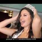 شاهد روعة ملكة جمال مصر إلهام وجدى…وشاركنا برأيك