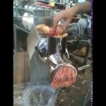 حقيقة اللحم المفروم