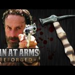 Zombie Killer Weapon Challenge (The Walking Dead) – MAN AT ARMS: REFORGED