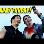 ZOMBIE SELFIES WITH JOVEN! (Sunday Funday!)