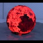 Red Hot Cannonball in Water/Ice