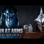 Shredder's Helmet and Arms Blades (TMNT) – MAN AT ARMS: REFORGED
