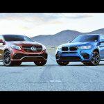 2015 BMW X6 M vs. 2016 Mercedes-AMG GLE63 S Coupe – Head 2 Head Ep. 70