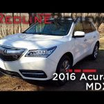 2016 Acura MDX – Redline: Review