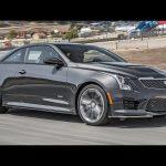 2016 Cadillac ATS-V Hot Lap! – 2015 Best Driver's Car Contender