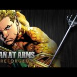 Aquaman's Trident – MAN AT ARMS:REFORGED
