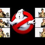 GHOSTBUSTERS THEME SONG ACAPELLA! (ft. Chad Neidt)