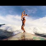 GoPro: Tandem Surfing with Kalani Vierra and Krystl Apeles