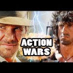 INDIANA JONES vs RAMBO – Action Hero Wars