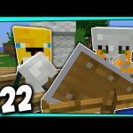 Minecraft – TIME TRAVELLERS! – BOAT RACE! #22 W/Stampy & Ash!