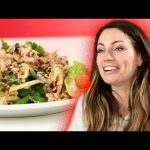 People From Around The World Try Pig Ears For The First Time