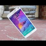 Samsung Galaxy Note 4 Durability Drop Test