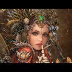 Silence Please – Steampunk Fairy – Speed Painting (#Photoshop) | CreativeStation