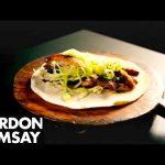 Spiced Grilled Chicken Wraps – Gordon Ramsay