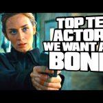 Top Ten Actors We Want To Play James Bond – TenFTW