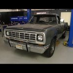 1973 Dodge D200 Diesel 12V Cummins Swap! Meet RollSmokey! – Hot Rod Garage Ep. 25