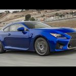 2015 Lexus RC F Hot Lap! – 2015 Best Driver's Car Contender