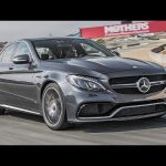 2015 Mercedes-AMG C63 S Hot Lap! – 2015 Best Driver's Car Contender