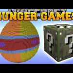 Minecraft: EASTER HUNGER GAMES – Lucky Block Mod – Modded Mini-Game