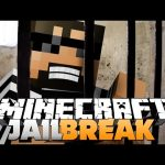 Minecraft SCHOOL JAIL BREAK | GEMS ARE NEAT!! [7]