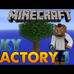 Minecraft Sky Factory Episode 1 – موديد سكاي بلوك