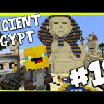 Minecraft – TIME TRAVELLERS! – ANCIENT EGYPT! #19 W/Stampy & Ash!
