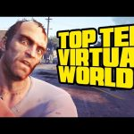 Top Ten Virtual Worlds We Want To Live In – TenFTW
