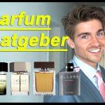Welches Parfum? Der richtige Duft für Männer – Teil 1
