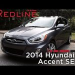 2014 Hyundai Accent SE Review, Walkaround, Exhaust, & Test Drive